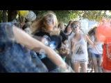 Приняла участие в массовке видеобращения фанатов (в конце ролика) группы 30 seconds to Mars